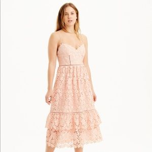 Club Monaco Nanhah lace midi dress